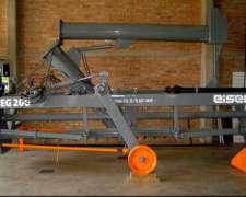 Extractora de Cereal en Silo Bolsa EG 200