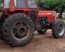 Vendo Tractor Massey Ferguson 1615 año 92