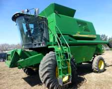 Cosechadora John Deere 1550 - Financiacion Propia