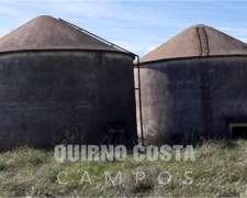 Estancia Necochea 258ha Mayor Agricola. Cerca Puerto Quequen