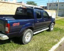 Nissan Frontier 4x4 Limited