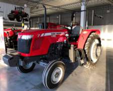 Tractor Massey Ferguson MF 4.283 con Tres Puntos