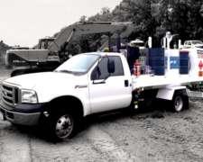 Camion Lubricador Taller Rodante Abastecimiento Rossuar