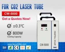 Refrigeradores de Água CW-5000 Capacidade de Refrigeracao 80