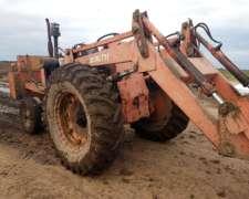 Tractor Fiat 60 Invertido