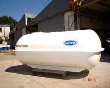 Tanque Cafito Mod. 2.000 - 3.000 - 4.600 Termico