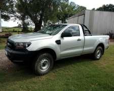 Ford Ranger con GNC