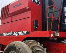 Cosechadora Marani Agrinar 2140