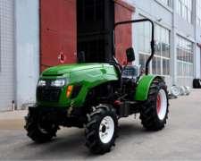 Tractor Viñatero y Frutero Cherybylion RD604 63hp