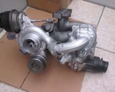 Vendo Turbo De Wolkswagen Amarok 140 Cv. - 2.015 / Completo
