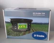 Banderillero Satelital Trimble Ez-guide 250