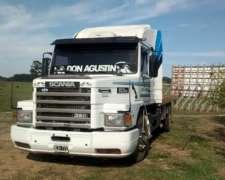 Vendo Scania 113 320. Modelo 1996