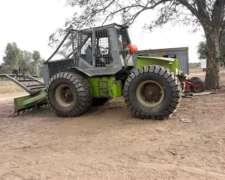 Tractor Zanello 500 Post Desmonte