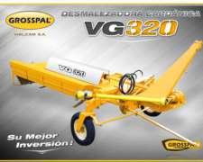 Desmalezadora Grosspal Cardánica VG 320