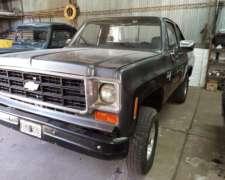 Chevrolet C10 4X4 Deutz 4 CIL