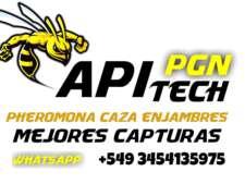 Feromonas Cebo Caza Enjambres X 5 u Apitech PGN X 5 Unidades