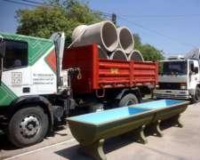 Tubos De Alcantarillas - Diámetro 0,40 - 0,60 - 0,80 - 1,00