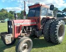 Massey Ferguson 1195 - con Duales - Vendido
