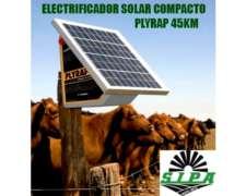 Electrificador Solar Plyrap - Sipa