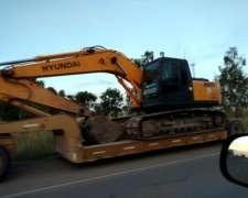 Excavadora Hyundai 210 - Impecable