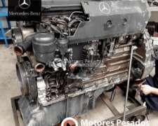 Motor Mercedes Benz OM 906 - Reparado