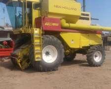 Cosechadora New Holland TR85 Axial