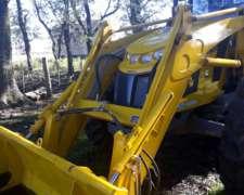 Vendo Tractor Pauny 250 con Pala Frontal y Retro