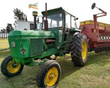 Tractor John Deere 3140 Traccion Simple año 84