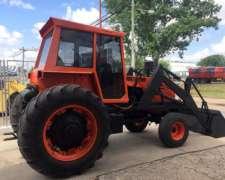 Tractor Zanello 220 con Pala de 1 M3 año 1996