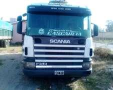 Vendo Scania P340 4x2 Modelo 2.007
