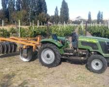Tractor Viñatero 45 HP Chery