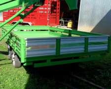 Acoplados Balanzin Planchas Para Transportes Varios