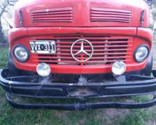 Mercedez Benz 1114 con 1518