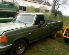 Camioneta Ford 100 año 1986