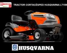 Tractor Cortadora de Césped Husqvarna Serie LT 1597