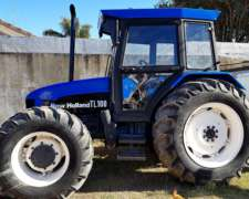 Tractor New Holland, Tl100, Doble Tracción