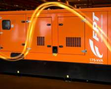 Grupo Generador FPT 175 KVA Prime