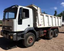 Iveco Trakker 380 6x4 1999
