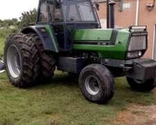 Tractor Deutz Ax 160 Año 1993, Rodado Trasero Duall , Cabina