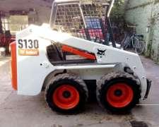 Minicargadora Bobcat Año 2012 Impecable S 130 3624356135
