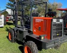 Auto Elevadores Sampi Hanomag 2,5 T 4 Mts 60 HP Nuevo