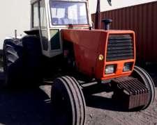 Tractor Zanello 220 VW con Duales