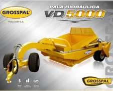 Pala Hidráulica VD 5000 - Grosspal