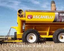 Tolva Autodescargable Ascanelli 20tn - 9 de Julio, BS. AS.