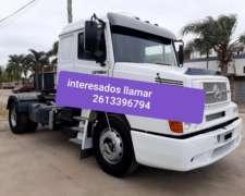 Vendo Urgente Mercedes Benz 1634 Tractor con Plato 2006