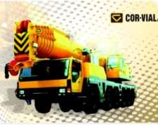 Grúa Sobre Camión CVQAY240 Corvial