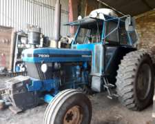 Tractor Ford New Holland 7830 año 97