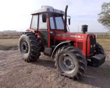 Tractor MF 299 MOD:2007