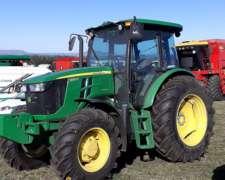 Nuevo Tractor John Deere Línea 6 e Ganadero