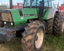 Tractor Deutz Fahr AX 4.170, Trenque Lauquen